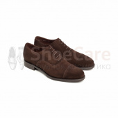 Оксфорды Berwick 6824 Dark Brown Suede